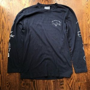 """Other - """"I Stand With Standing Rock"""" Long Sleeve Tee"""